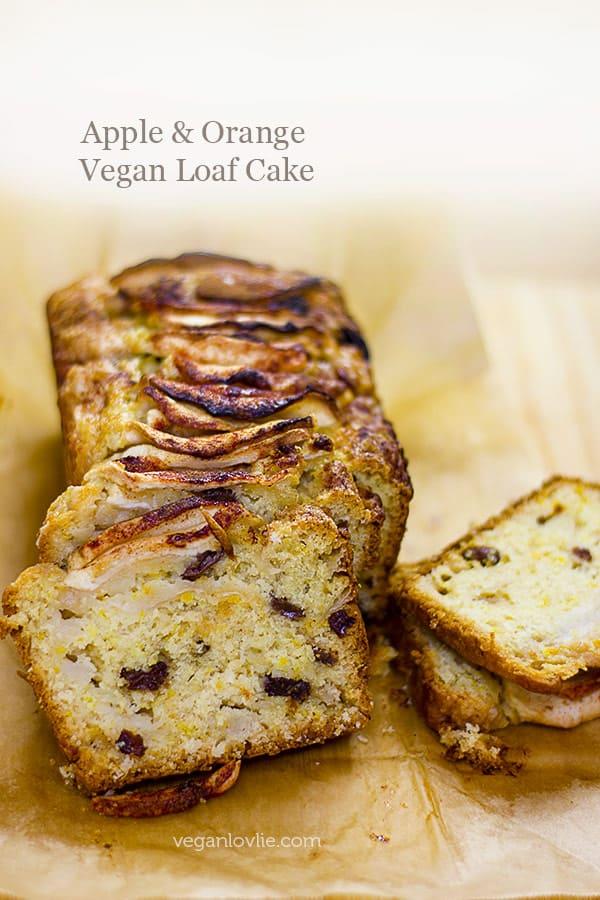 Apple Tea Cake Loaf