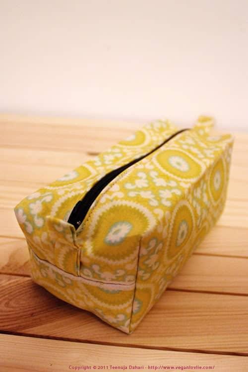 Handmade Cosmetic bag