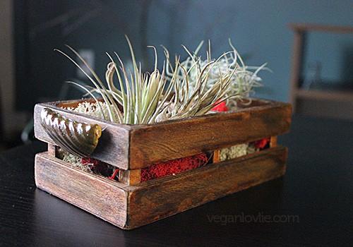 DIY Vintage Wooden Box