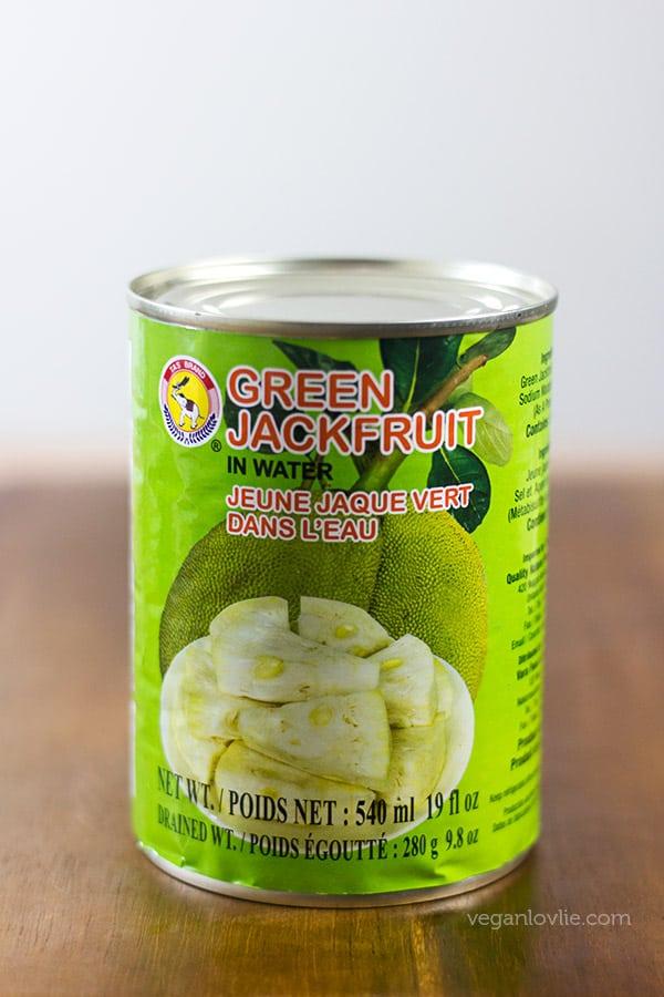 young green jackfruit | jackfruit recipe