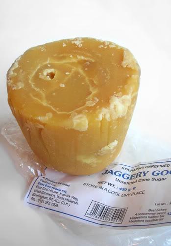 jaggery unrefined sugar