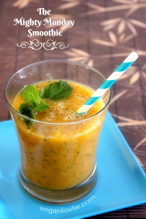 The Mighty Monday Smoothie