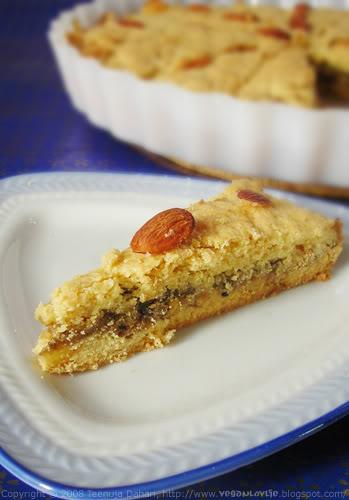 mung bean cookie cake