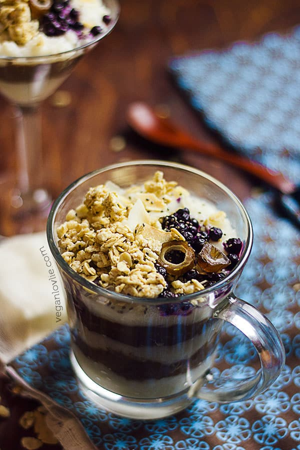 Nature's Path Granola Easy Rice Pudding