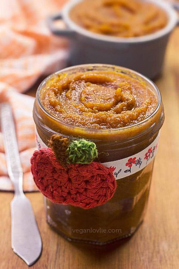 date pumpkin butter sugar-free