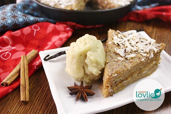 Rutabaga/Swede Pie Dessert, no-bake pie recipes