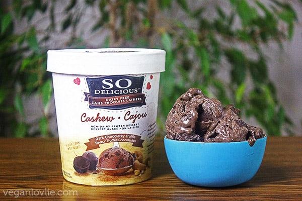 So Delicicous Cashew Ice Cream, Cocowhip
