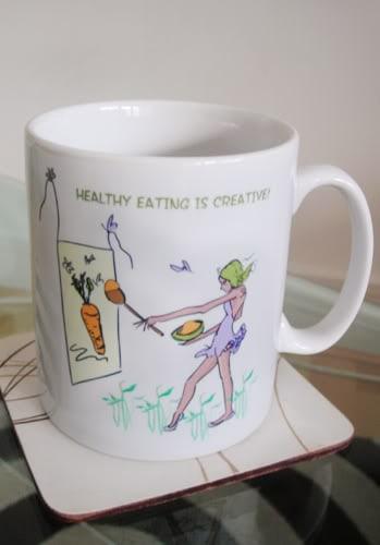 Veganlovlie mug