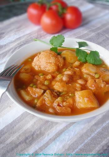 vegetable Brunswick stew