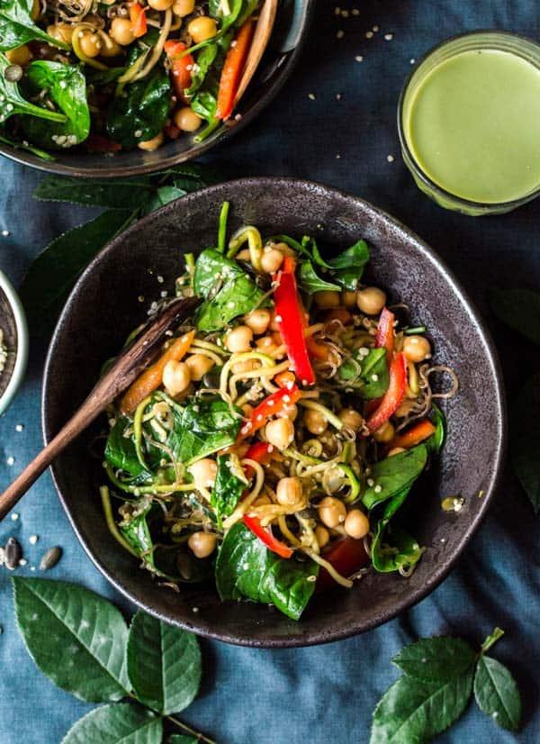 Kelp Noodles - Rainbow Nourishment