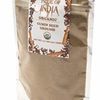 Organic Cumin Seed Ground