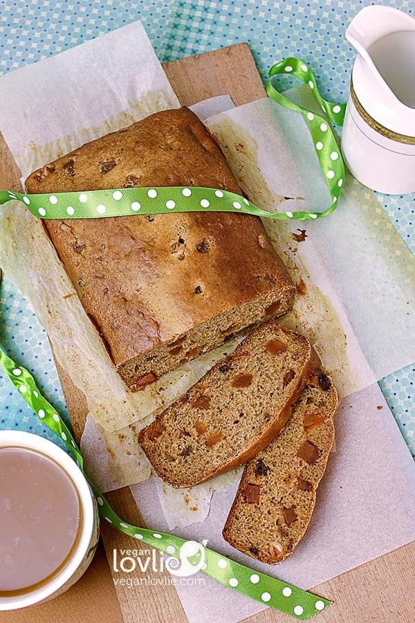 Irish Tea Loaf (Barmbrack)