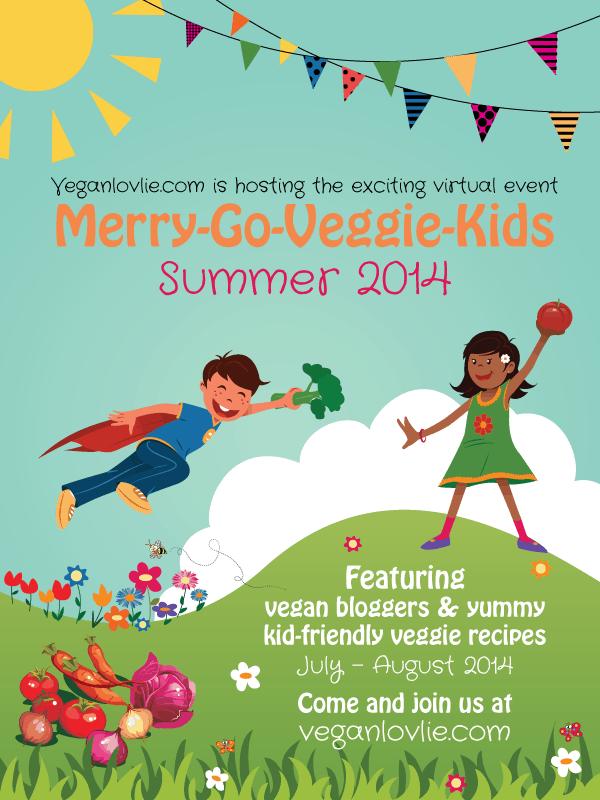 Merry-Go-Veggie-Kids