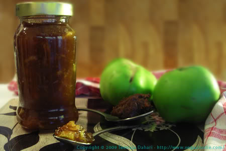 Daring Cooks 2010 Challenge: Food Preservation: The Apple Butter Of Knowledge