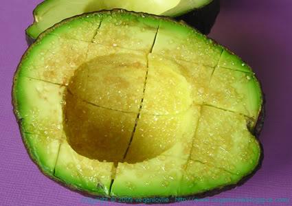 avocado mousse breakfast, dessert