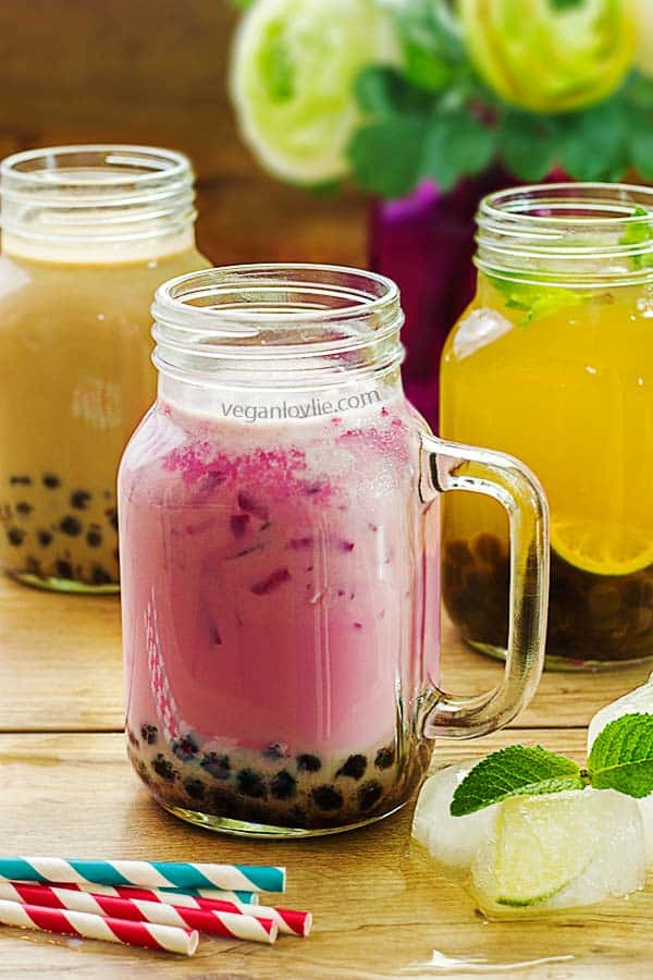 3 Mauritian-inspired Bubble Tea Recipes