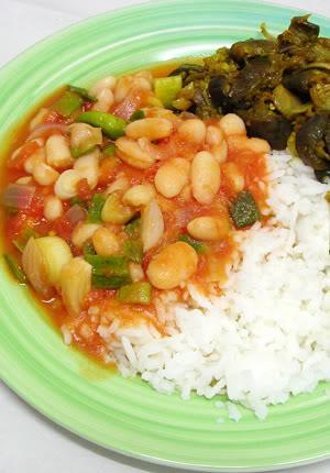 chili white beans