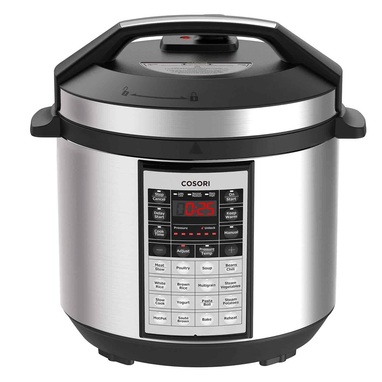 Cosori Pressure Cooker 6 quart 8-in-1