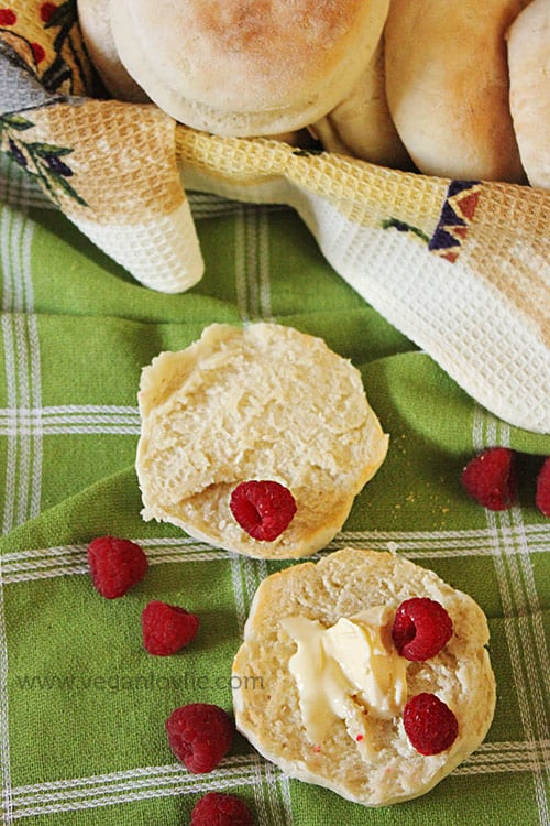 English Muffin Recipe