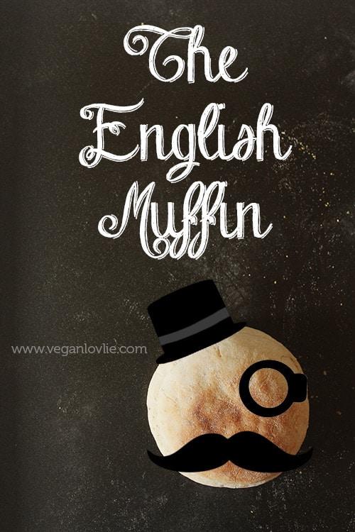 English muffins, vegan