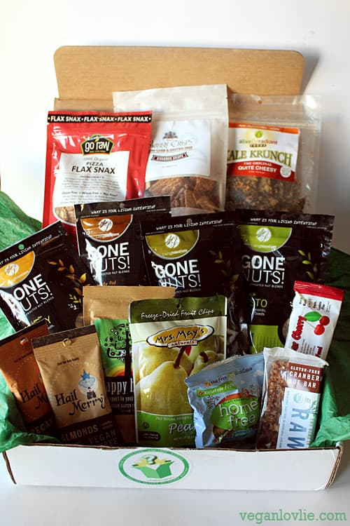 healthy surprise, vegan snacks