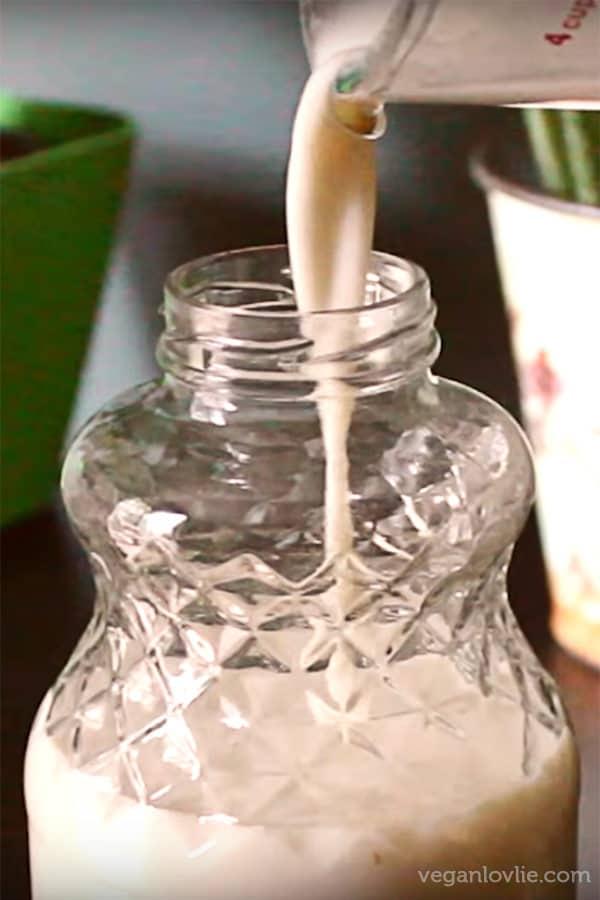 How to make homemade oat milk
