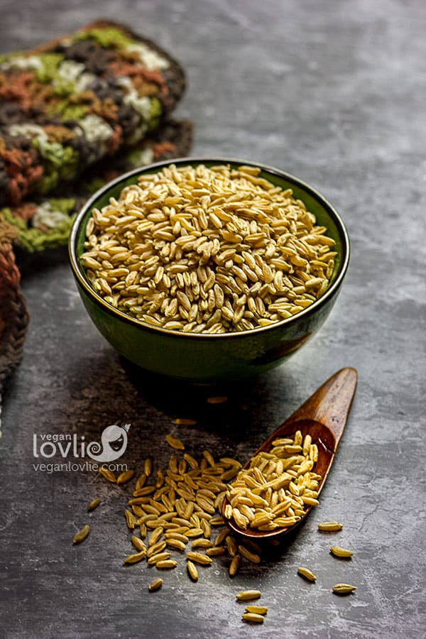 What is kamut khorasan wheat? How to cook kamut grains?