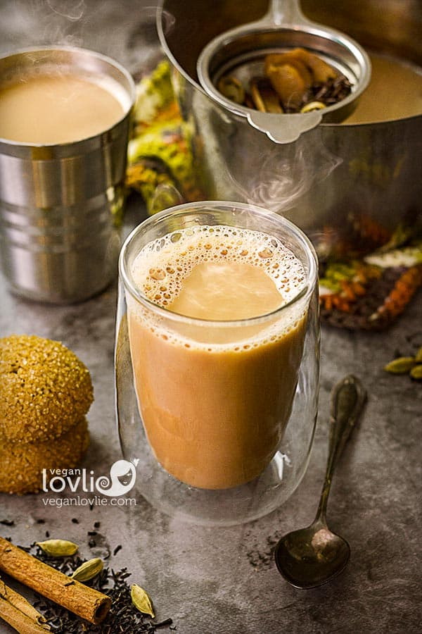 How to Make Spiced Chai Tea