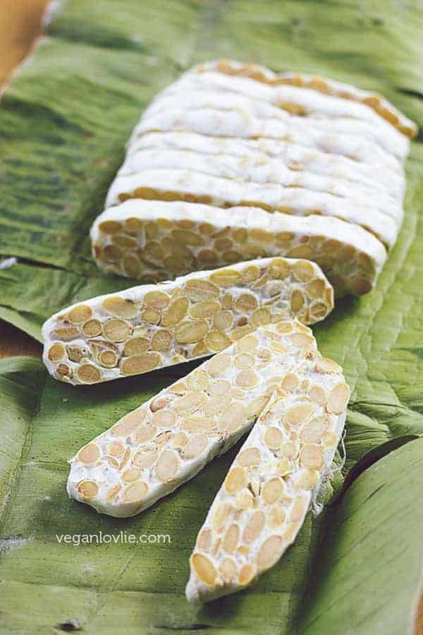 how to make tempeh, easy method