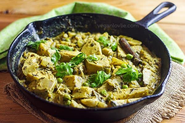 kalia curry jackfruit recipe   cari jacques
