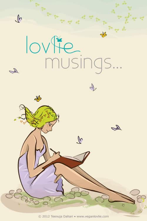 lovlie musings illustration