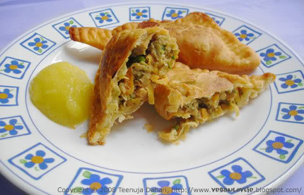 mung bean pasty