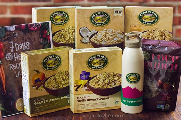 Nature's Path Granola Giveaway Contest
