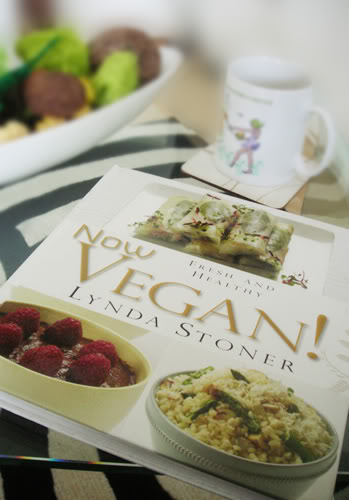 Now Vegan - Lynda Stoner