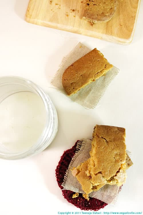 Oatmik Yogurt Cake