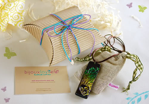 bijouxlovlie packaging