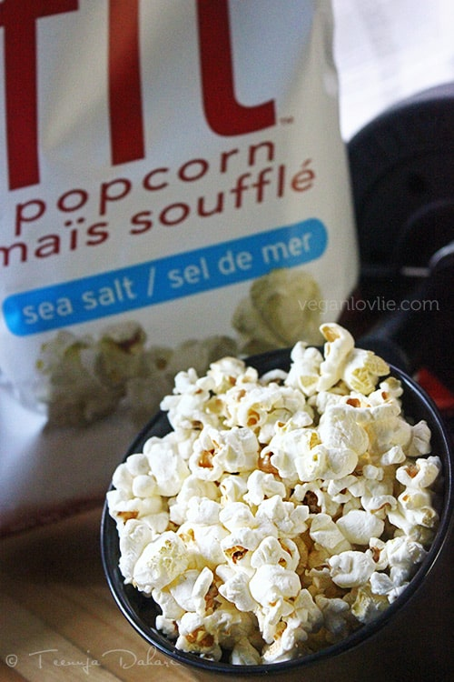 As Fit As Popcorn Can Get!
