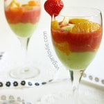 Fruit Dessert Smoothie Recipe