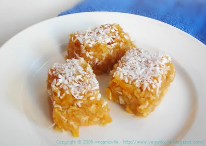 Swede rutabaga sweet dessert