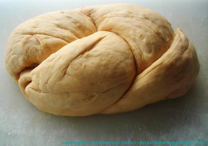 Sweet Potato Bread recipe