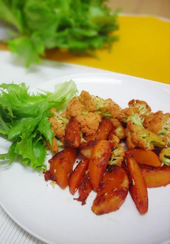 Potato Tandoori Wedges