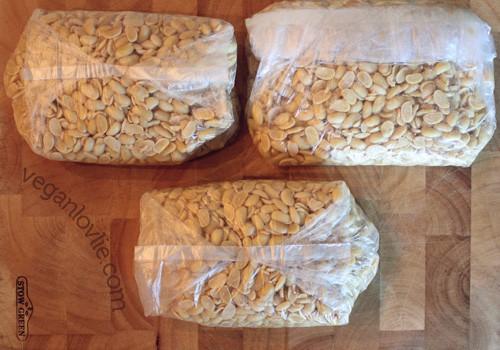 How to make Tempeh, homemade tempeh