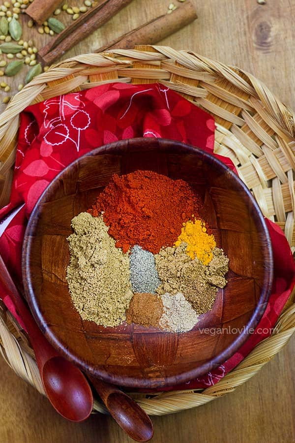 Easy Homemade Tikka Masala Spice Mix Recipe