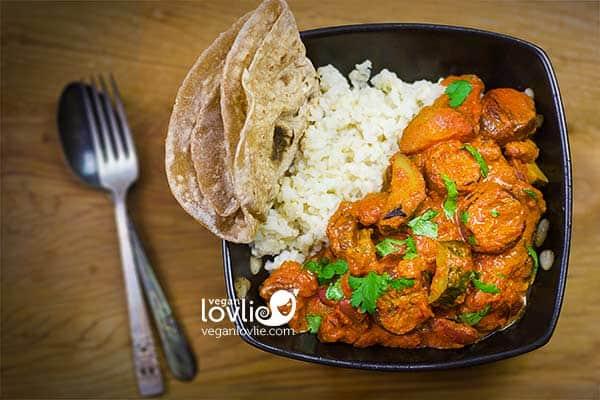 vegan tikka masala curry, vegan tikka masala sauce