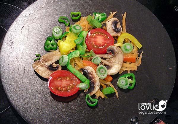 Vegan vegetable pancake, Vegan savoury pancakes, savoury vegetable pancake